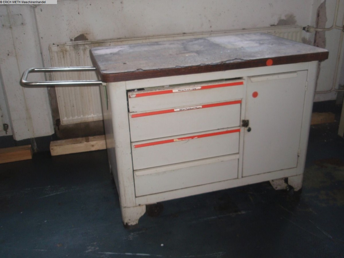 gebrauchte Holzbearbeitungsmaschinen Werkbank DOWIDAT xxxx