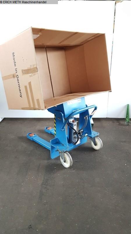 gebrauchte Innerbetrieblicher Transport, Betriebs- u. Lagereinrichtung Lagertechnik GRUSE BN 1000