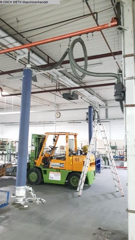 gebrauchte Förder- und Lagertechnik Krananlage SCHMALZ JUMBOERGO
