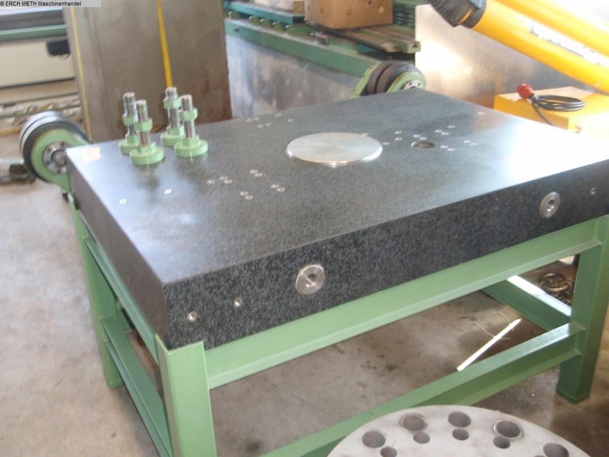 gebrauchte Maschinenzubehör Anreißplatte NOVALITH xxxx