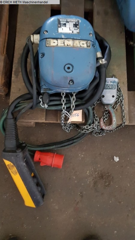 used Other Machines Chain Hoist - Electric DEMAG PK 1 N-F