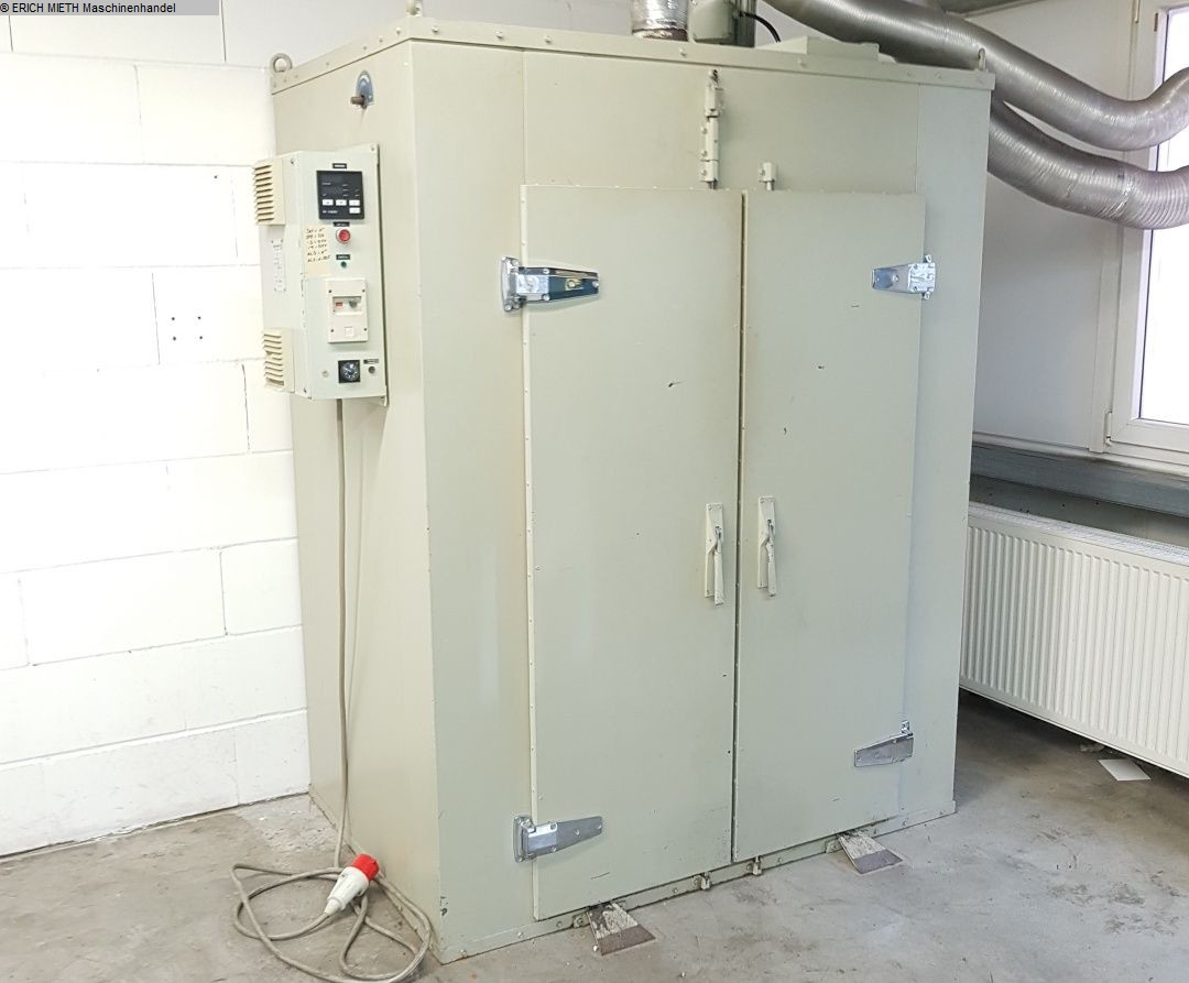 used Pharma/Chemistry/Cosmetic Drying oven MAAG - SCHENK TRH