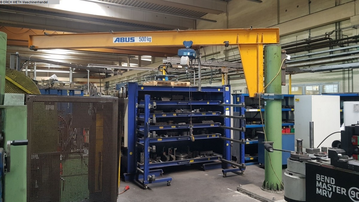used Other attachments Pillar Type Swivelling Crane ABUS VS 323 0.5T x 4m