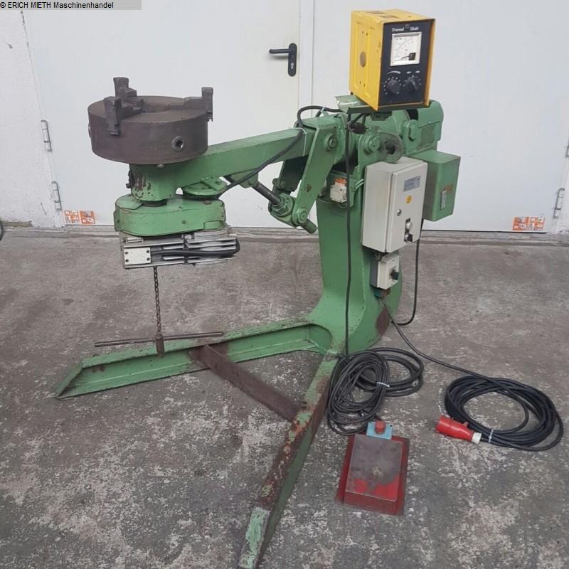 used Welding machines Rotary Welding Table ESAB xxxx
