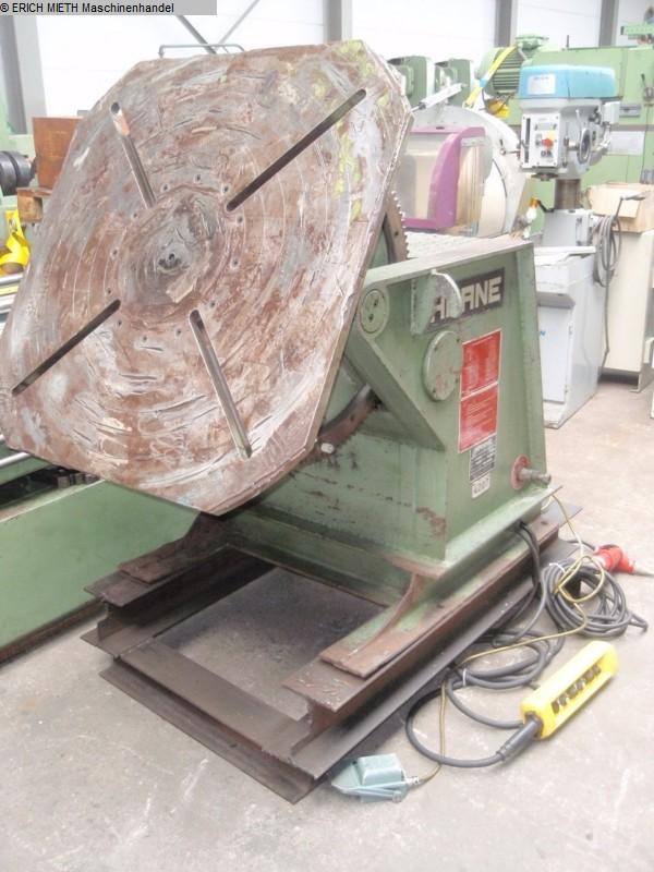 used Welding machines Rotary Welding Table HAANE HTL 2000