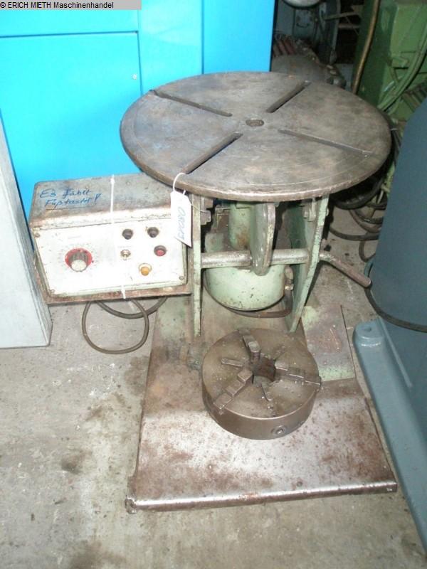 used Welding machines Rotary Welding Table HAMACHER SD 300