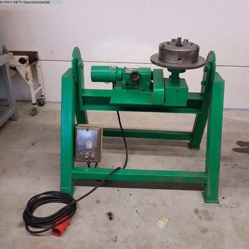 used Welding machines Rotary Welding Table HEYNAU 4 - V 30 M