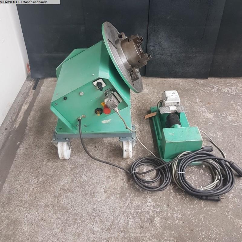 used Welding machines Rotary Welding Table KISTLER R 100