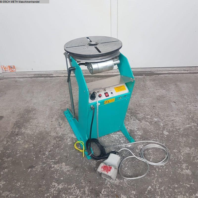 used Welding machines Rotary Welding Table MERKLE D 101 – 60 - 750