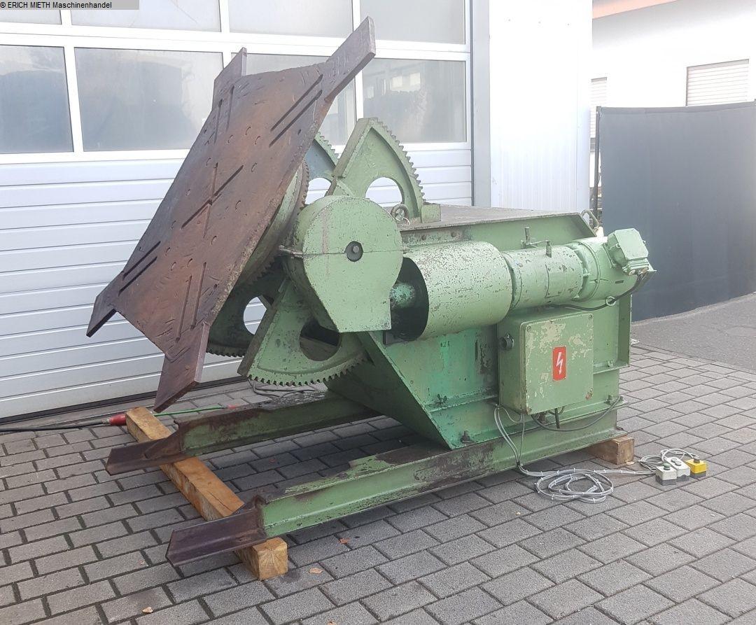 used Welding machines Rotary Welding Table REINARTZ THIELER  300 R