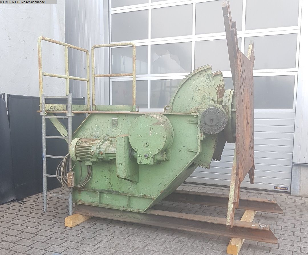 used Welding machines Rotary Welding Table THIELER 800 R