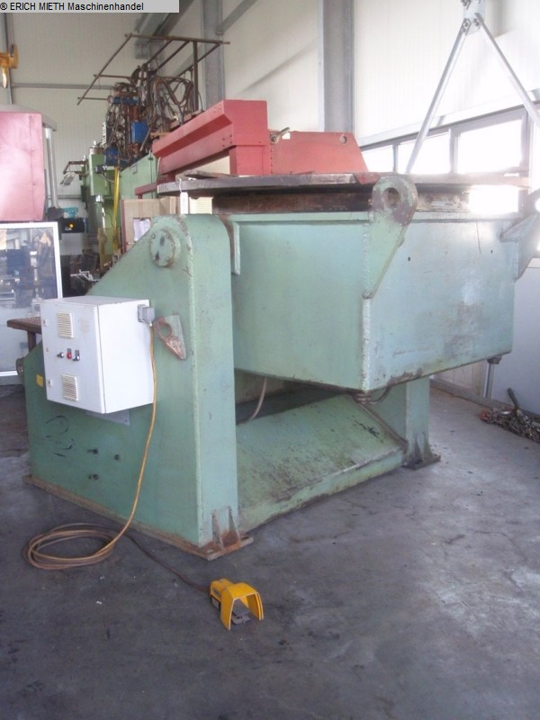 used Rotary Welding Table - Round Surface LAMBERT-JOUTY CLI - FO 1