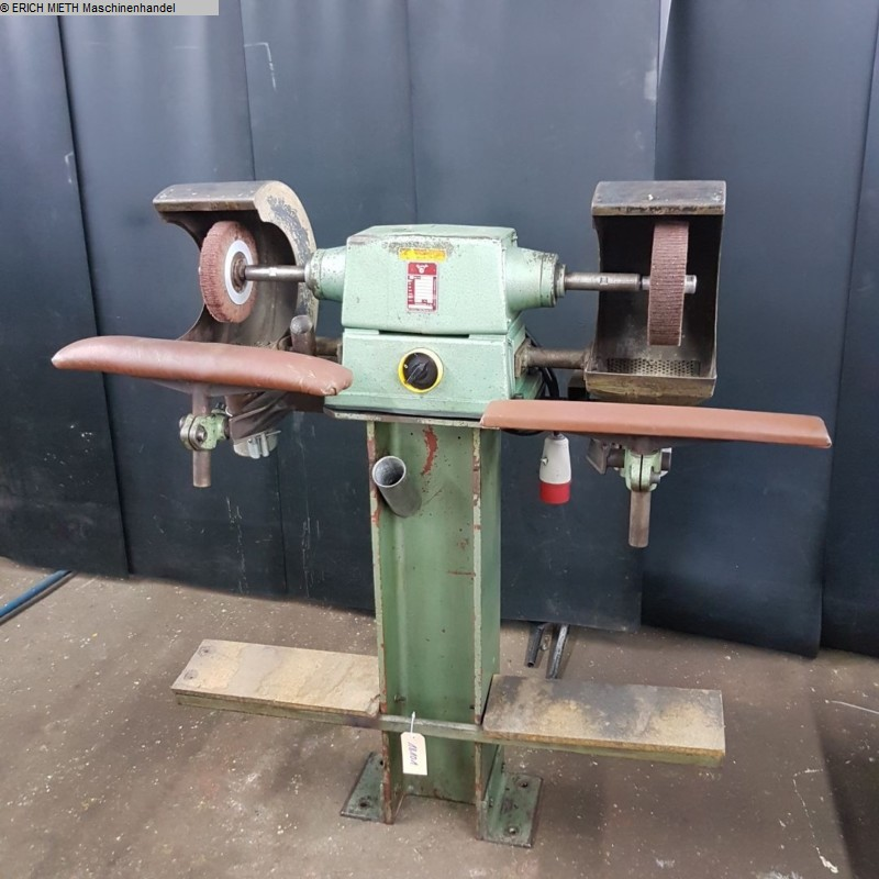 used Window production: wood Sanding machine REMA DP 15