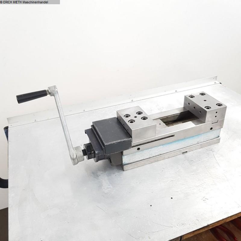 gebrauchte Maschinenzubehör etc. Schraubstock GEDEMA MC 2 - 125