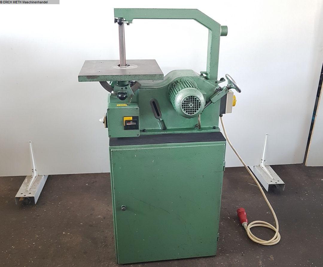 gebrauchte Vertikal-Bandschleifmaschine ZIMMERMANN PS - R
