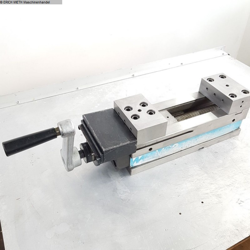 used Other accessories for machine tools Vise GEDEMA MC 2 - 125