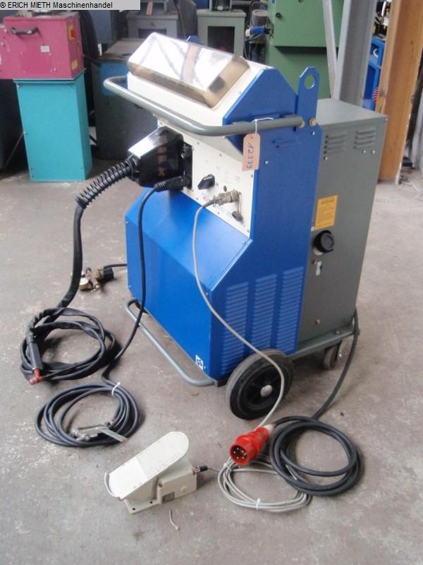 used Welding machines WIG-Welder MESSER - LINCOLN VERTIG  250 AC-DC