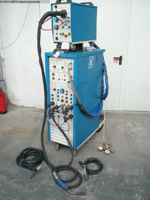 used Welding machines WIG-Welder SAF - ELEKTROSTA E - PULS 2000 S