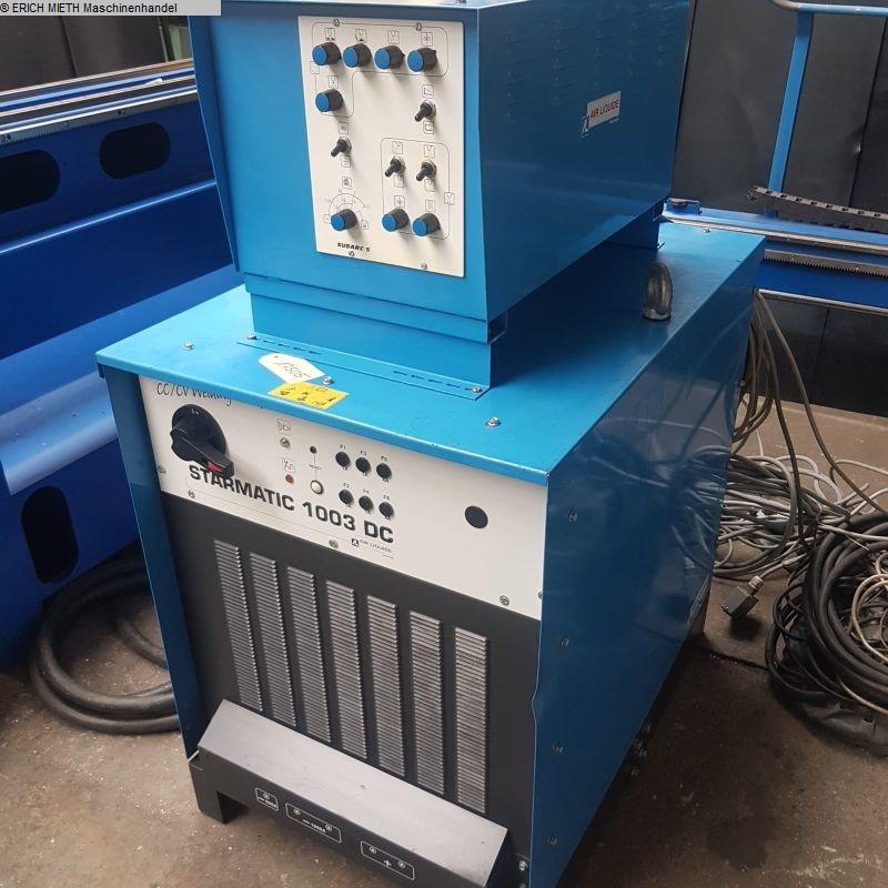 used Welding machines Welding Unit AIR LIQUIDE STARMATIC 1003 DC
