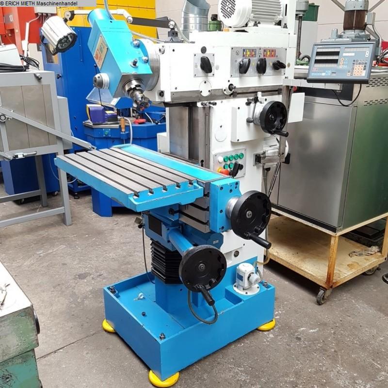 gebrauchte Fräsmaschinen Werkzeugfräsmaschine - Universal KNUTH WF 3.1