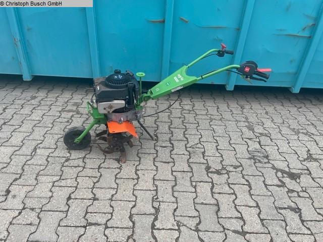 gebrauchte Bodenbearbeitung Bodenfräse AGRIA 1000 / 521
