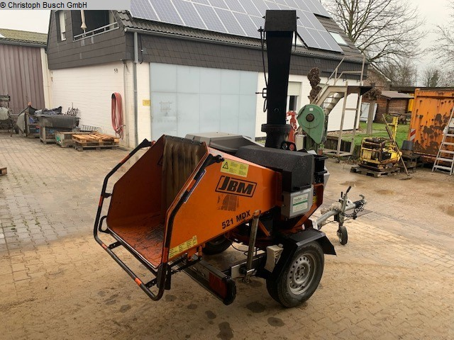 used Chip and dust extracting systems Hogger JBM 521mdx
