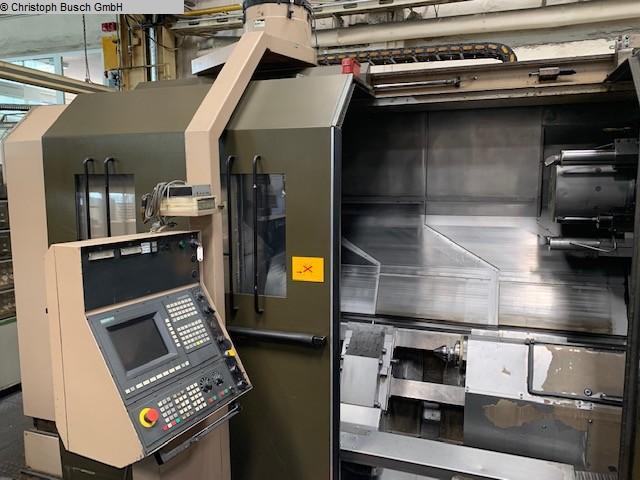 gebrauchte  CNC Drehmaschine HEID MAGDEBURG S500