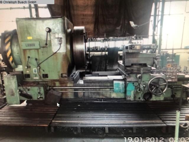 gebrauchte  Drehmaschine-konventionell-elektronisch LIEBER C/EV 575