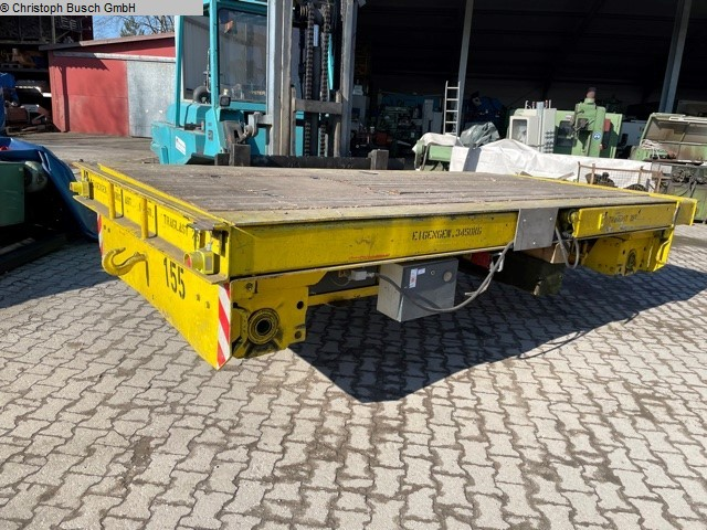 used Conveying and storage technology Heavy-duty trailers AEHNLICH MAFI A20