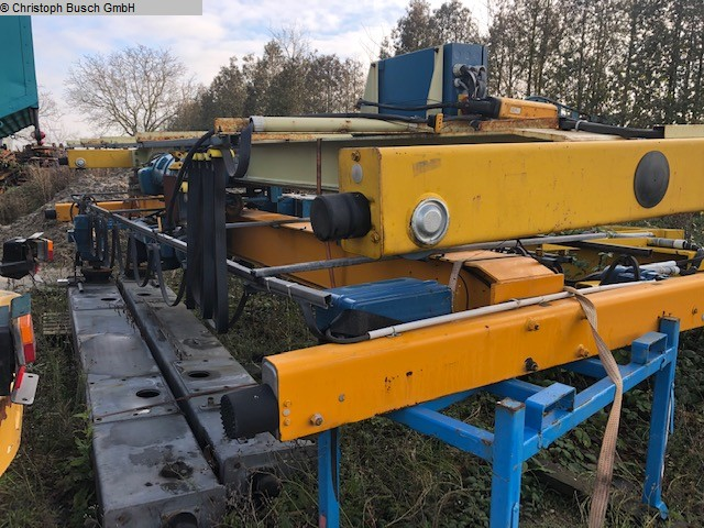 used Conveying and storage technology Cranes DEMAG A 7,2