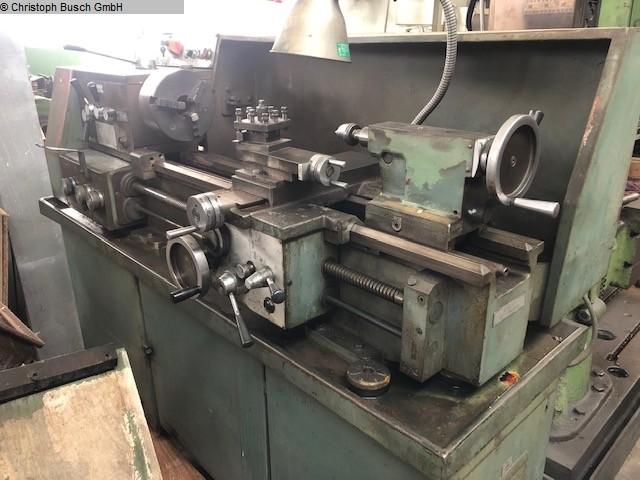 gebrauchte Drehmaschinen Drehmaschine-konventionell-elektronisch ZMM C 80