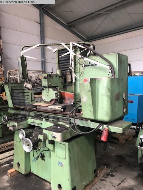 gebrauchte Schleifmaschinen Flachschleifmaschine BLOHM HHS 6