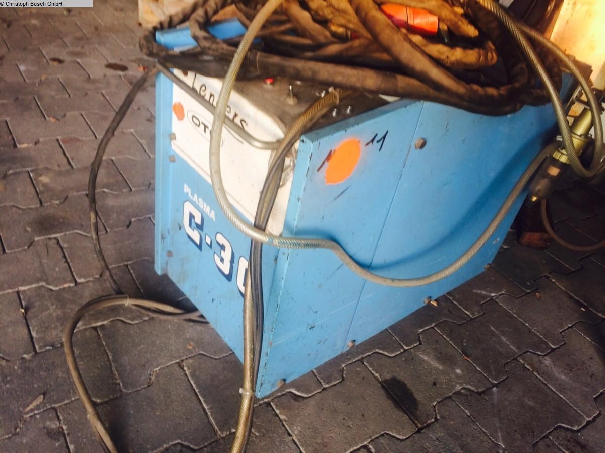 gebrauchte Plasmaschneidgerät OTC C-30