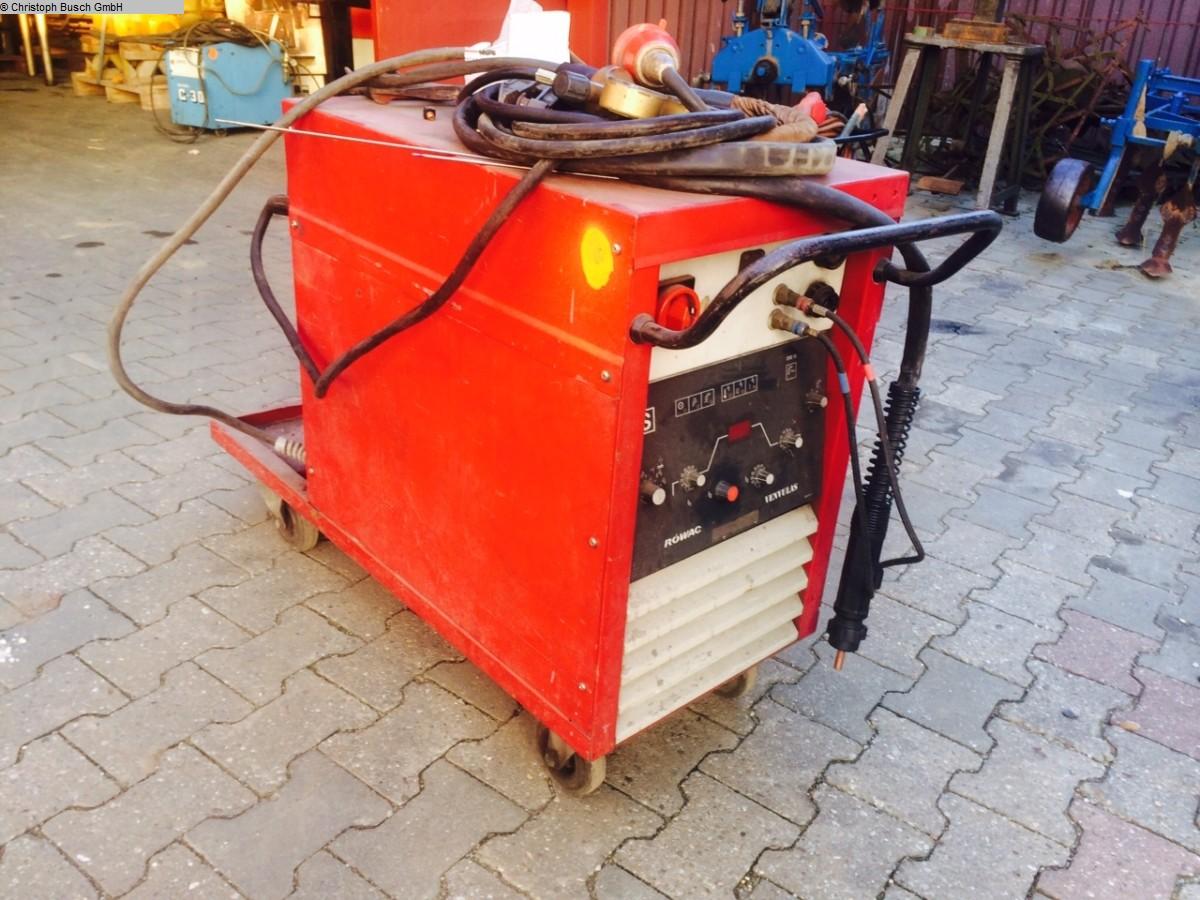 used Protective Gas Welding Machine ROEWAG Venvulas