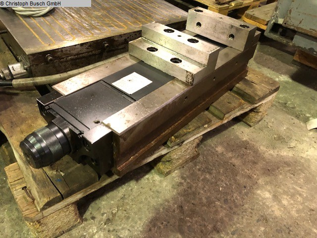 used Other accessories for machine tools Vise SPANFIX A20