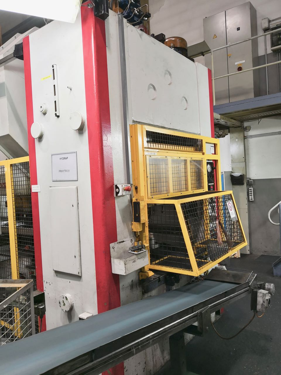 used  Double-Column Presse HYDRAP 50 T
