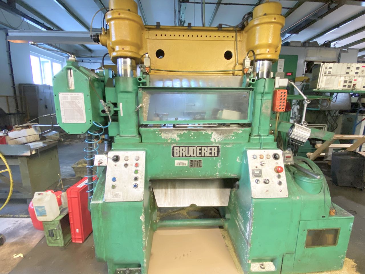 used Presses double-sided high speed press BRUDERER BSTA 60 HSL