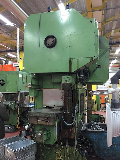 used Presses double-sided high speed press KAISER V 160 WR