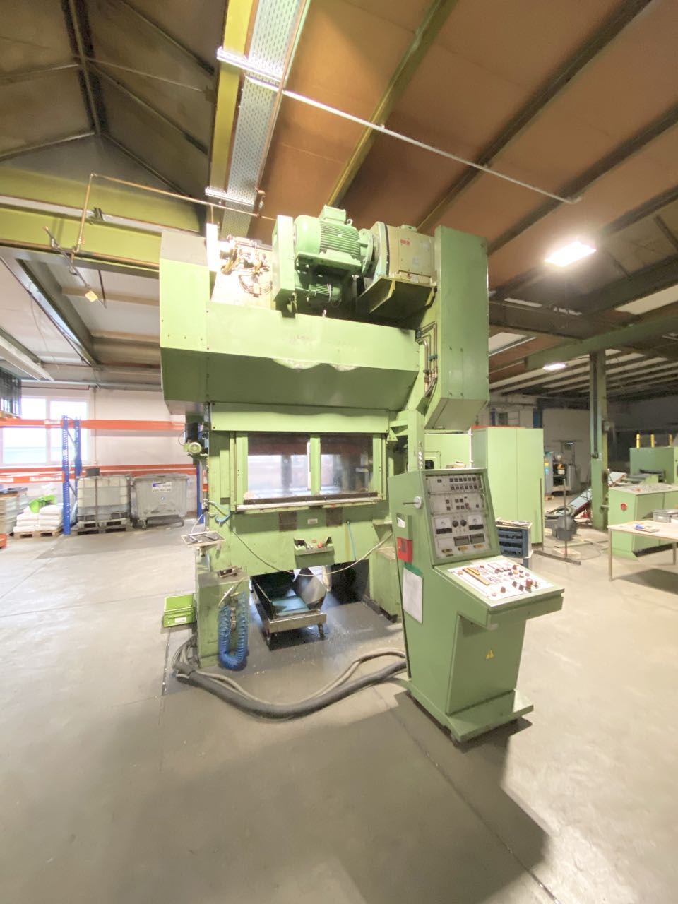 used Presses double-sided high speed press KAISER V250WR / 1480
