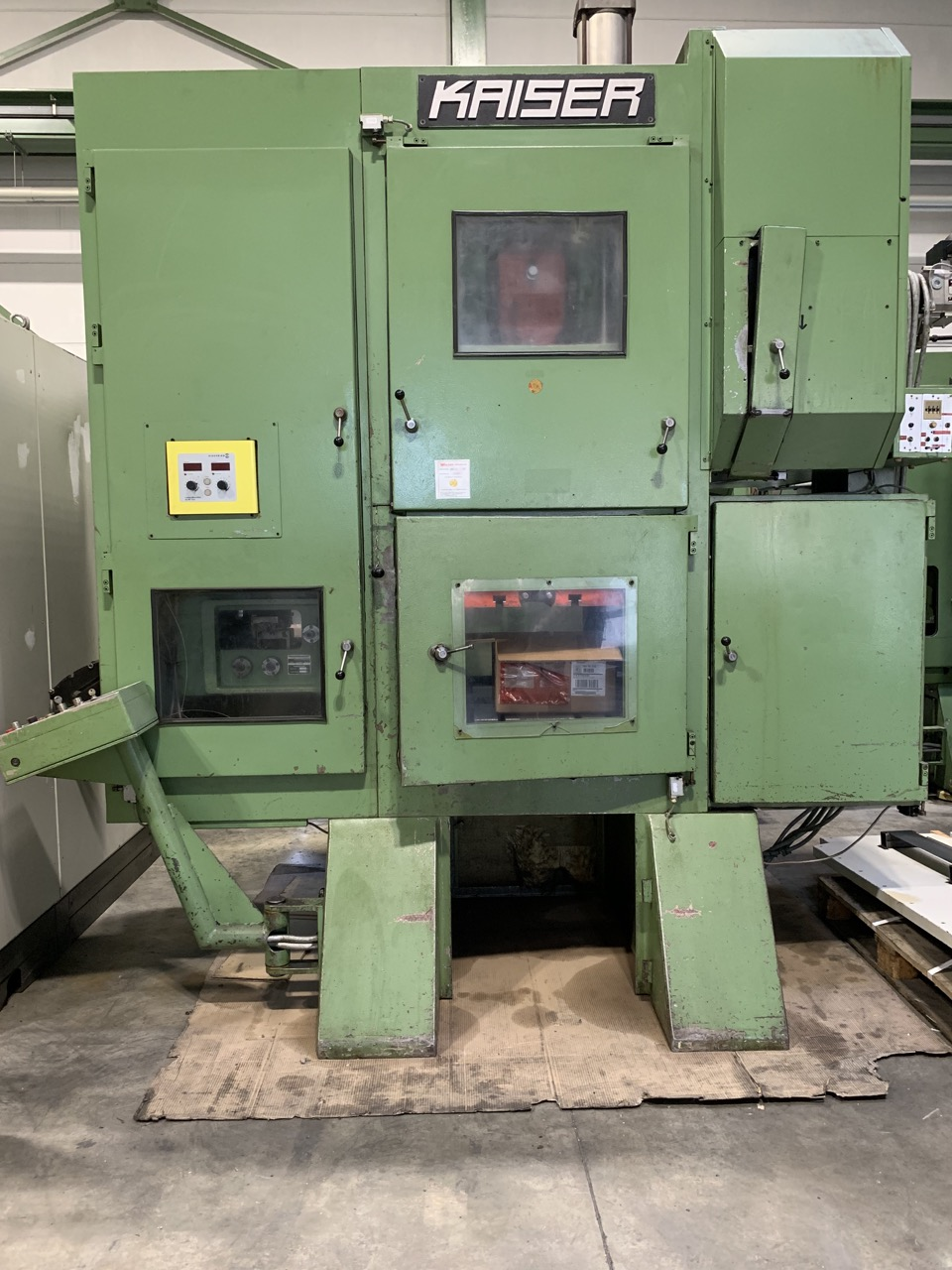 used Presses double-sided high speed press KAISER V 80