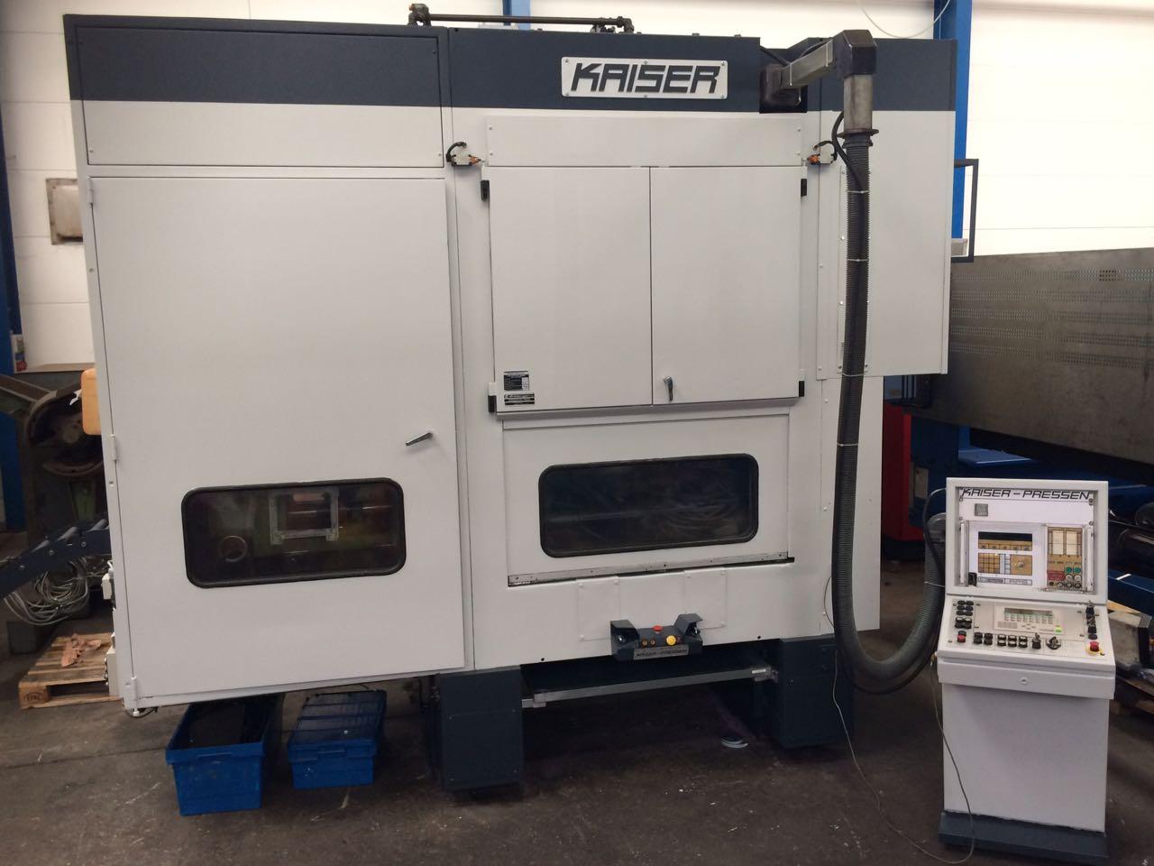 used Presses double-sided high speed press KAISER KSTU 1000-12,5-2 DR