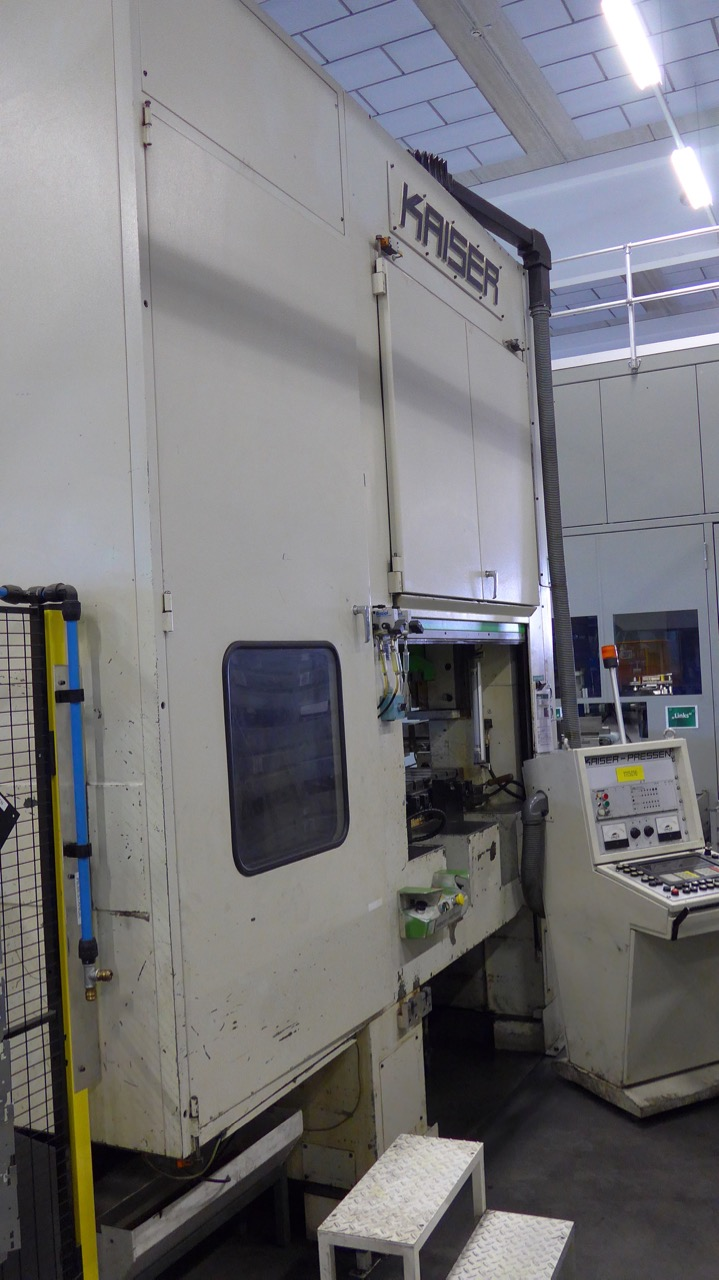 used Presses double-sided high speed press KAISER V 200 WR 1480