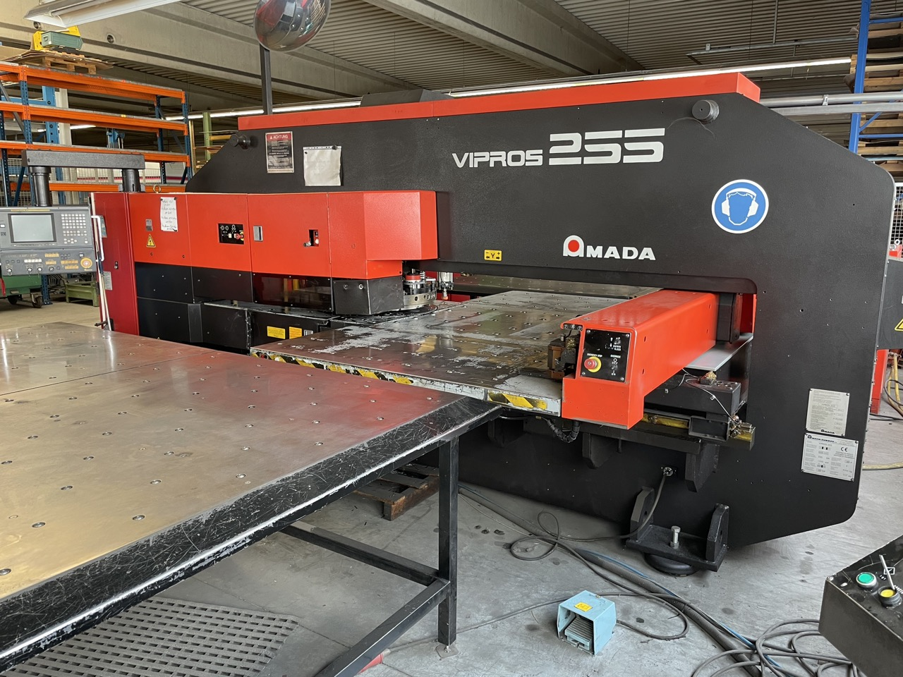 used  Stamping and Punching Machine Amada Vipros 255