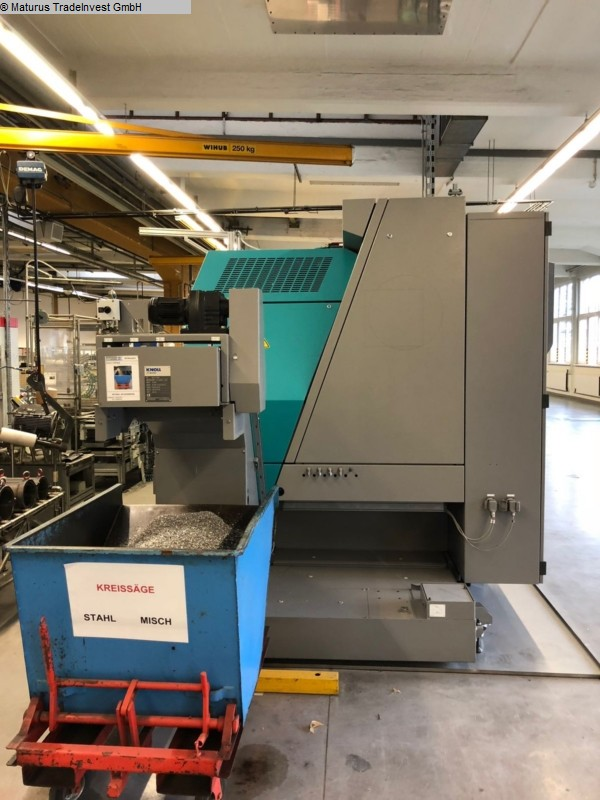 used Lathes CNC Turning- and Milling Center Index G400 S-1/300