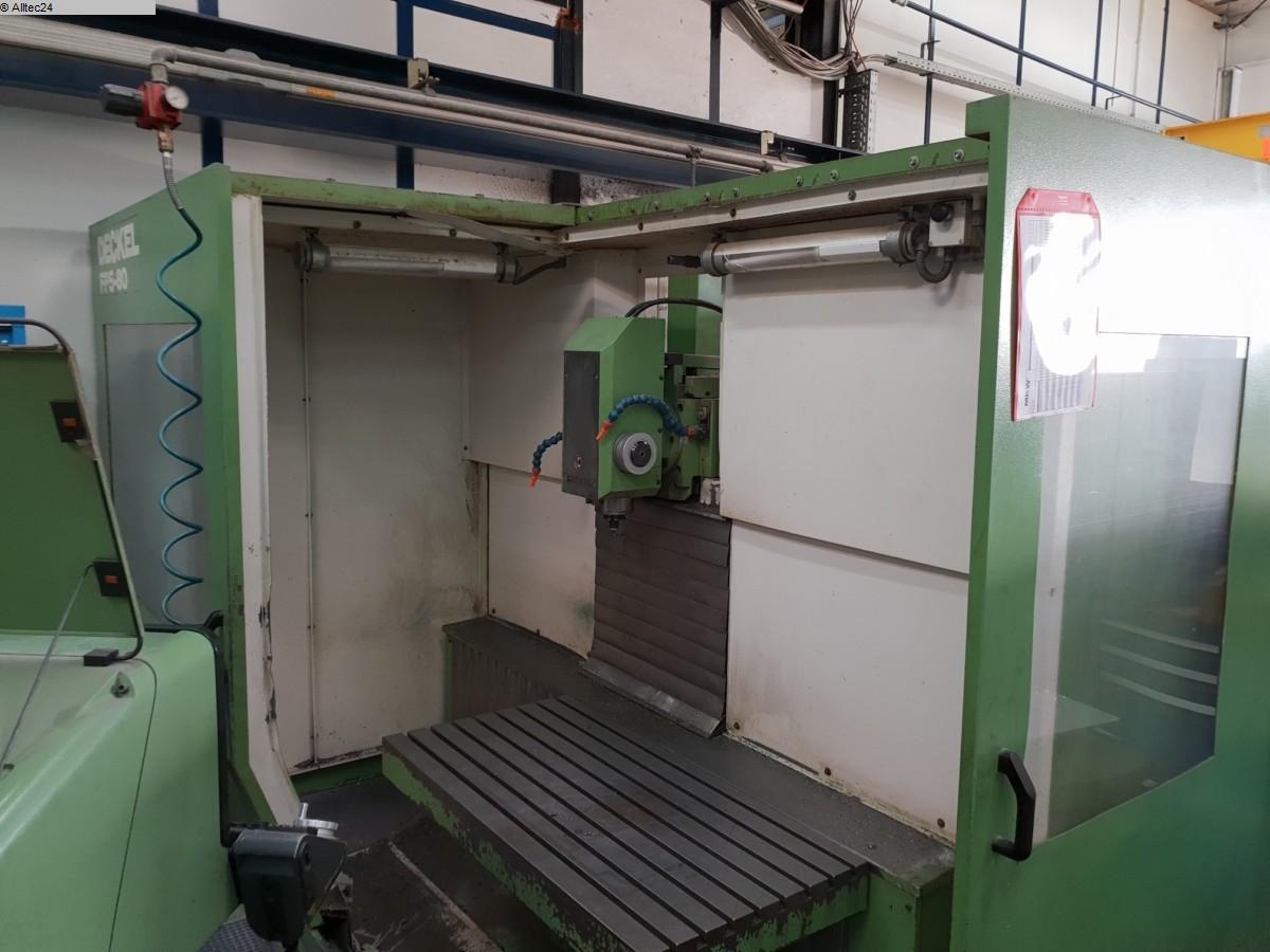 gebrauchte  CNC Drehmaschine DECKEL FP5-80