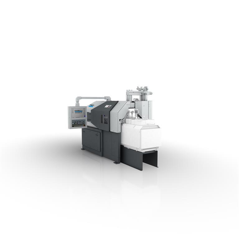 Warmkammerdruckgußmaschine - Vertikal