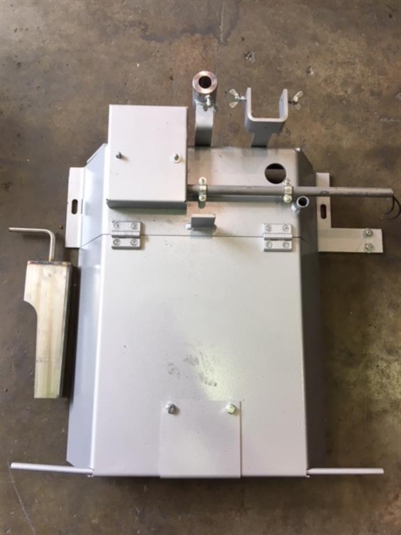 używane maszyny odlewnicze FRECH Tiegelabdeckung