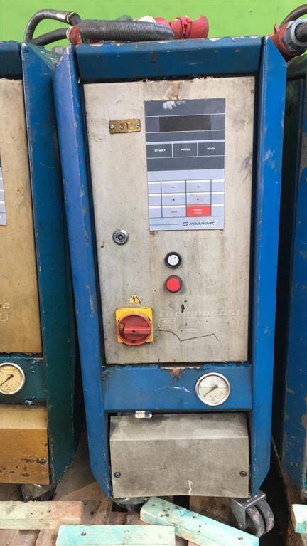 używane maszyny odlewnicze Robamat 5201