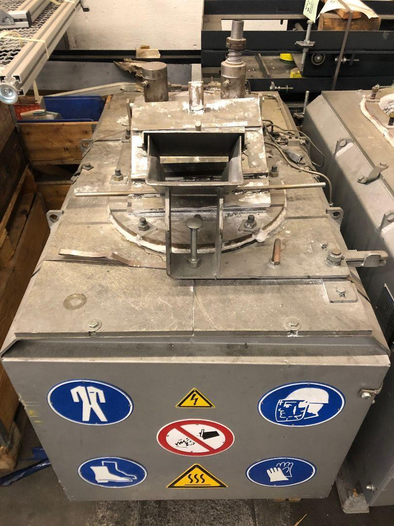 used Diecasting Machines Accessories for Diecasting Machines FRECH MB125/120
