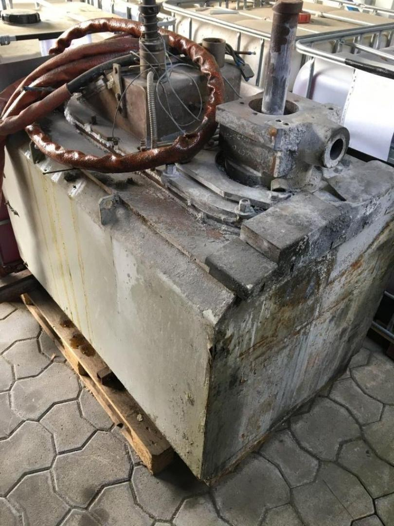 used Diecasting Machines Accessories for Diecasting Machines FRECH M200/120
